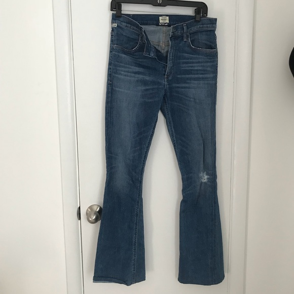 Citizens Of Humanity Denim - Citizens of Humanity flare jeans